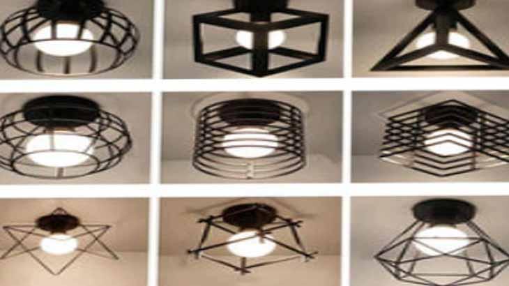Кованые светодиодные лампы