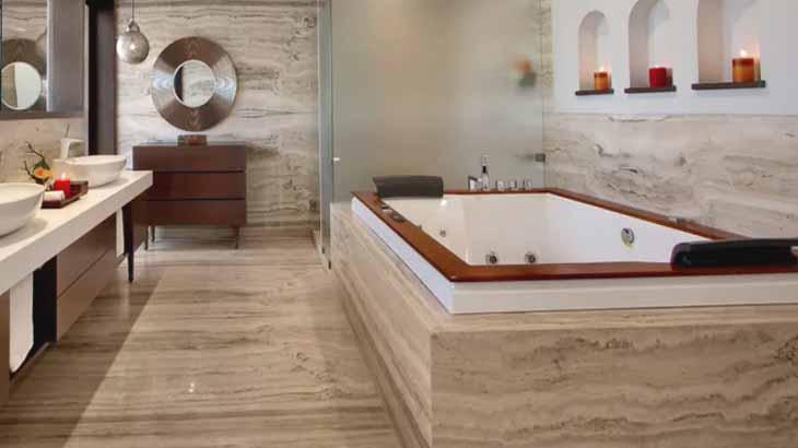 Дизайн ванной комнаты и стили интерьера