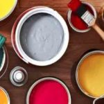 Лакокрасочные материалы, виды красок