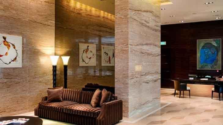 Отделка квартиры декоративным бетоном