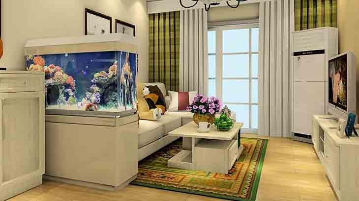 Аквариум в интерьере: современные идеи дизайна аквариума