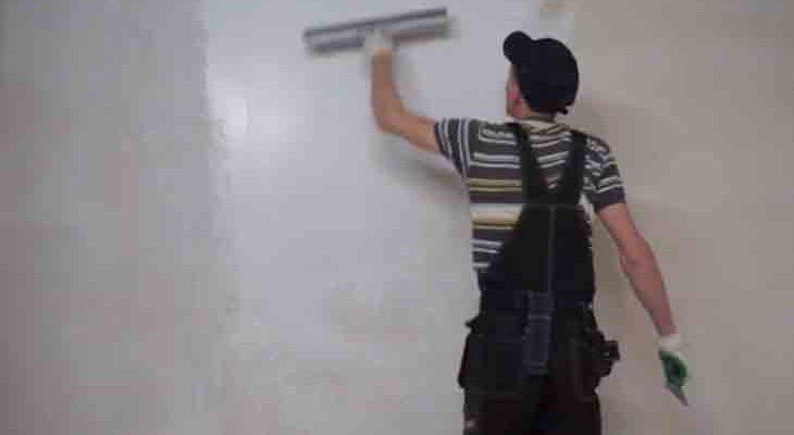 Шпатлевка стен легко и быстро своими руками