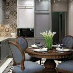 Дизайн интерьера кухни бюджетно и со вкусом