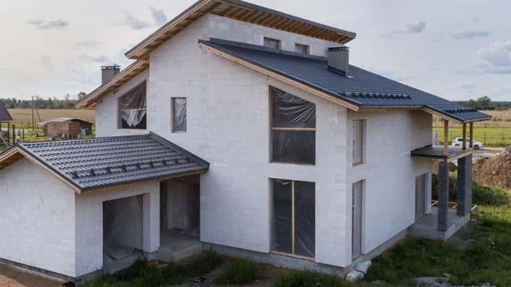 Строительство домов из газобетона — теплопроводнось газоблоков